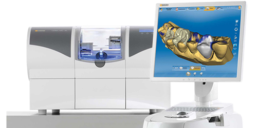 CEREC - the best and modern CAD / CAM technology (actually it is a high-tech complex of equipment, materials and software) that allows only for 1 appointment to perform a micro-prosthetics and aesthetic restorations (veneers, crowns, inlays, bridges on teeth and/or implants) made from e-max ceramic or zirconium dioxide (ZrO2) by computer milling. In the hands of our doctors, each such tooth will become a small artwork.
